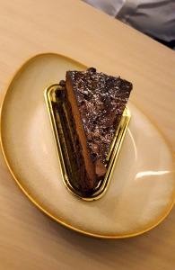 Layered Chocolate Sin, Poetry by Love and Cheesecake