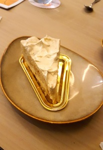 Light Caramel Cheesecake, Poetry by Love and Cheesecake