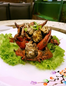 Black Pepper Crab, Long Beach