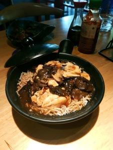 Chicken Mushroom Pot Rice, Kuai Kitchen, Colaba
