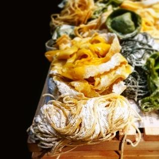 Fresh pastas, Sunday Brunch, Seven Kitchens, St Regis Mumbai