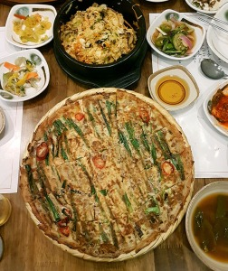 Pajeon and Bulgogi, Miso, Gurgaon
