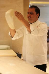 Executive Chef Ashish Bhasin, Trident BKC