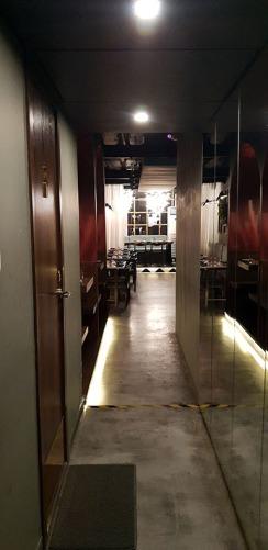 Passage, 266 Wine Room and Bar, Bandra